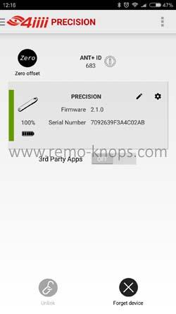 4iiii Device Configuration App 794