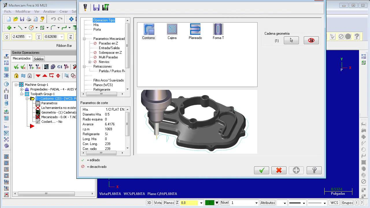 Mastercam X6 MU3 15.2.1.2 32bit 64bit full crack 100 working