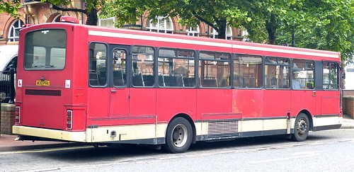 M130 PRA 'trentbarton' No. 130 Volvo B10B / Northern Counties Paladin /4 on 'Dennis Basford's railsroadsrunways.blogspot.co.uk'