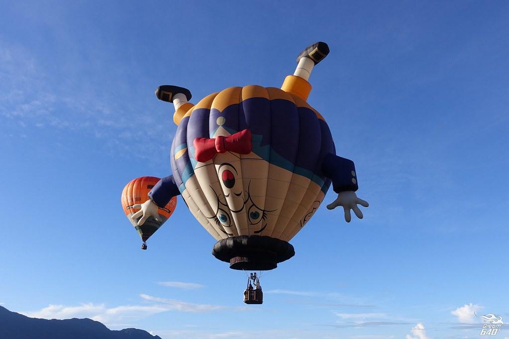台東鹿野高台熱氣球-10