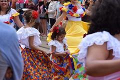 Venezuela parade