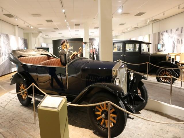 muzeul volvo obiective turistice in Goteborg 2