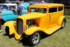 1931 Chevy Sedan (Yellow)