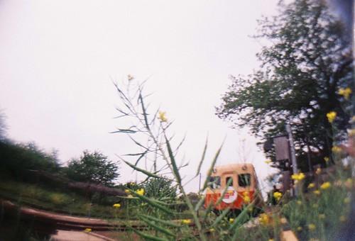 小湊鉄道虫目線