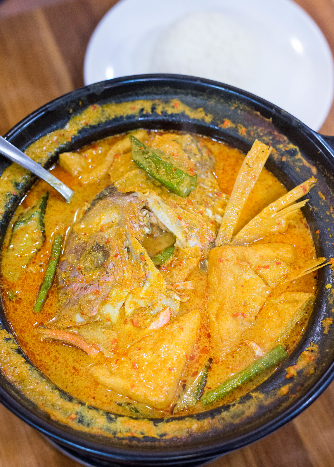 Fish Head Curries: West Co'z Cafe