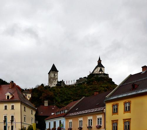 Friesach - Burg Petersberg