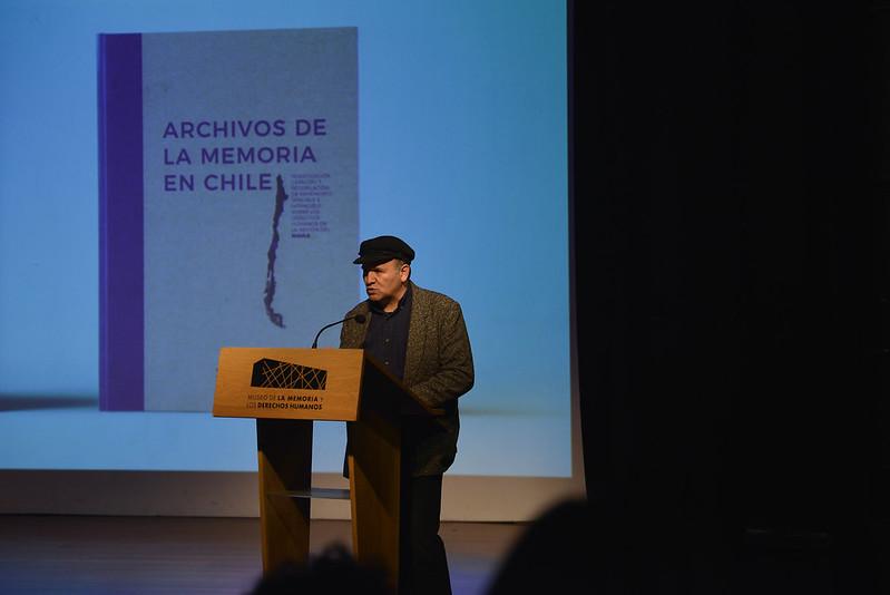 Lanzamiento del libro Archivos de la Memoria - Región del Maule (4)
