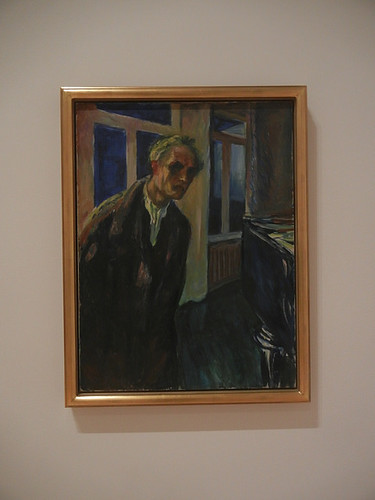 DSCN9057 _ The Night Wanderer, 1923-24, Edvard Munch, SFMOMA