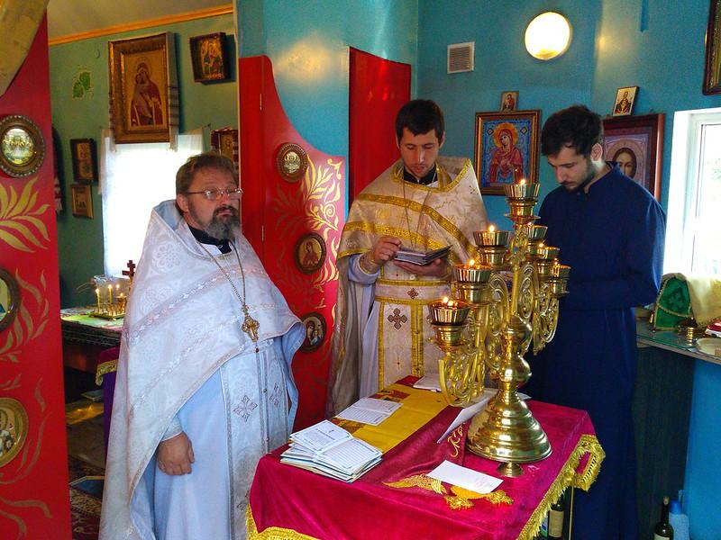 Літургія в день святих апостолів Петра і Павла 12 липня 2017 року