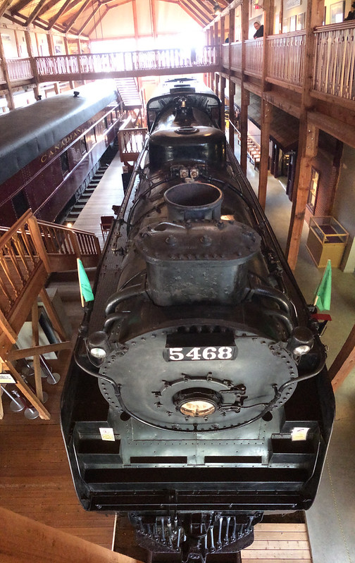 Steam Engine 5468