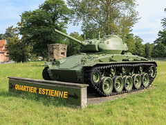 M24 Chaffee Camp militaire d'Oberhoffen - Photo of Weitbruch