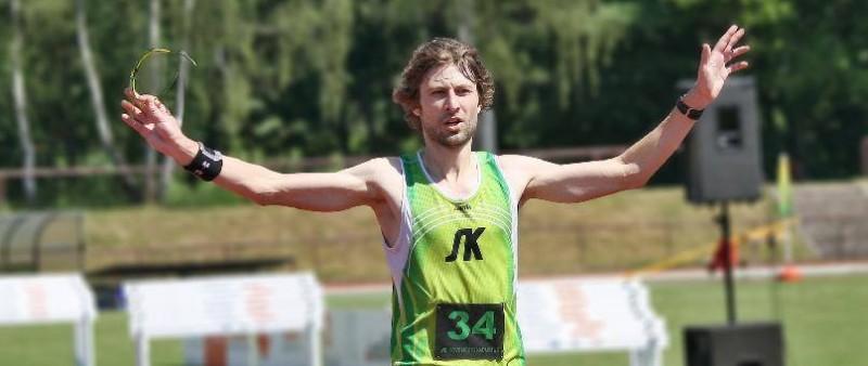 Trutnovský půlmaraton: Krunka překonal o sekundu Kohutův traťák