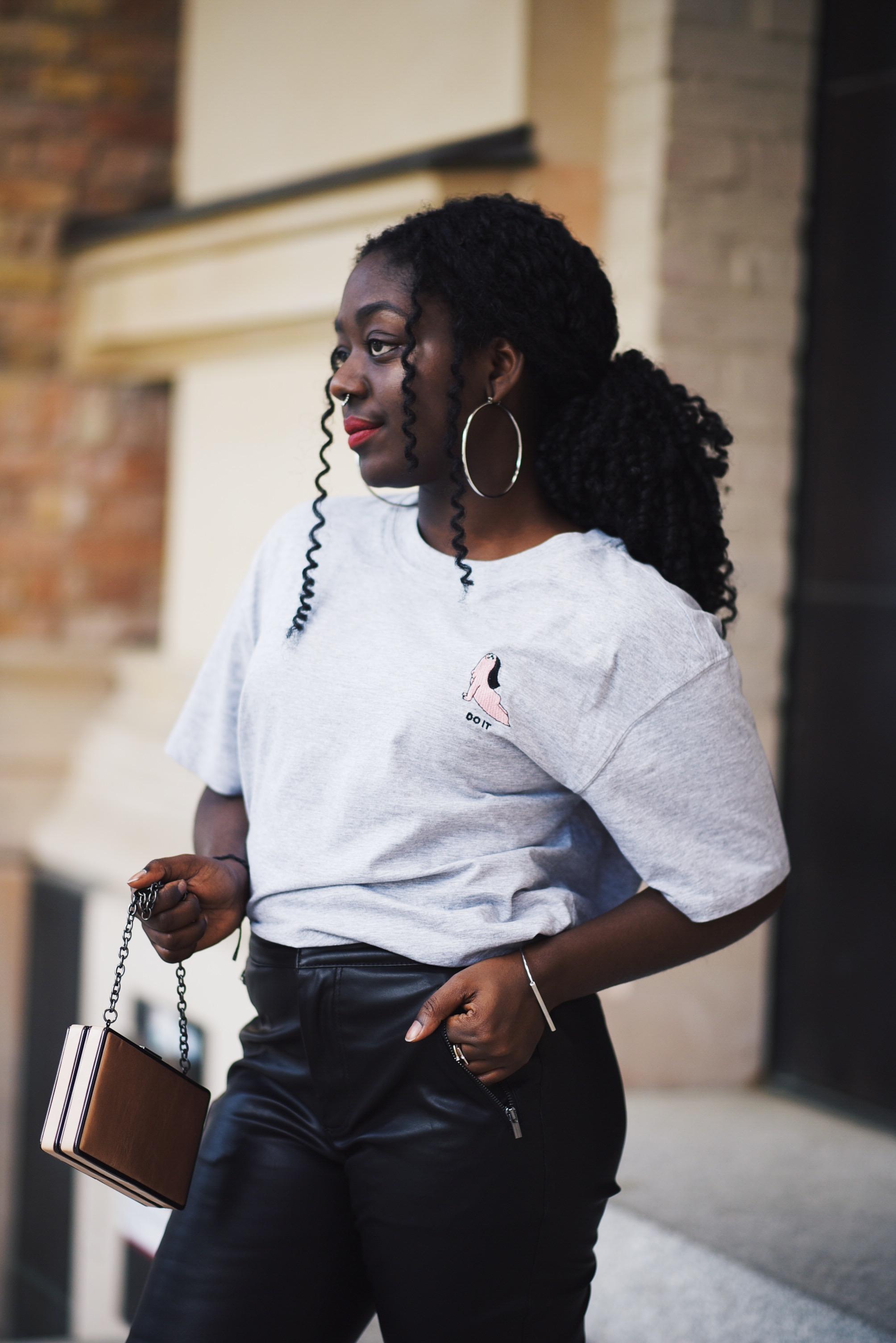 Lois Opoku Fashion Blogger Camilla Engstrom Monki lisforlois