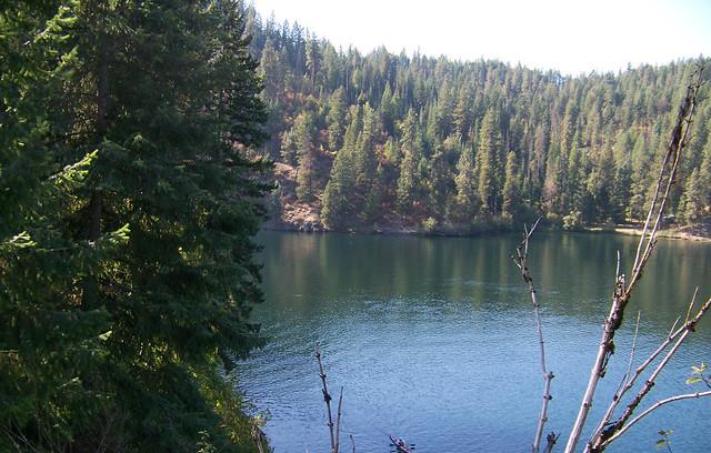 Lake Coeur d' Alene: Blue Creek Bay Recreation Site and Trail