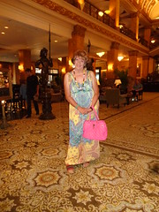 Exhibiting Myself At The Pfister Hotel