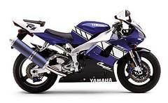 Yamaha YZF-R1 1000 2000 - 11