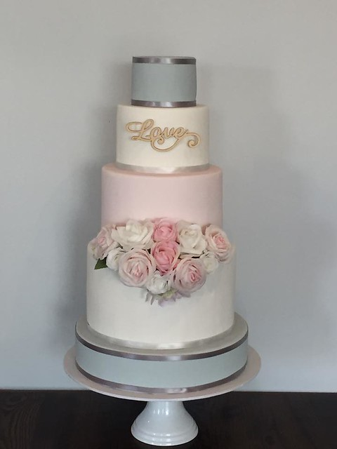 Cake by Stacey Richardson of Cake Stylist