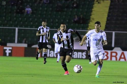 Figueirense 3x1 Londrina - Campeonato Brasileiro Série B 2017