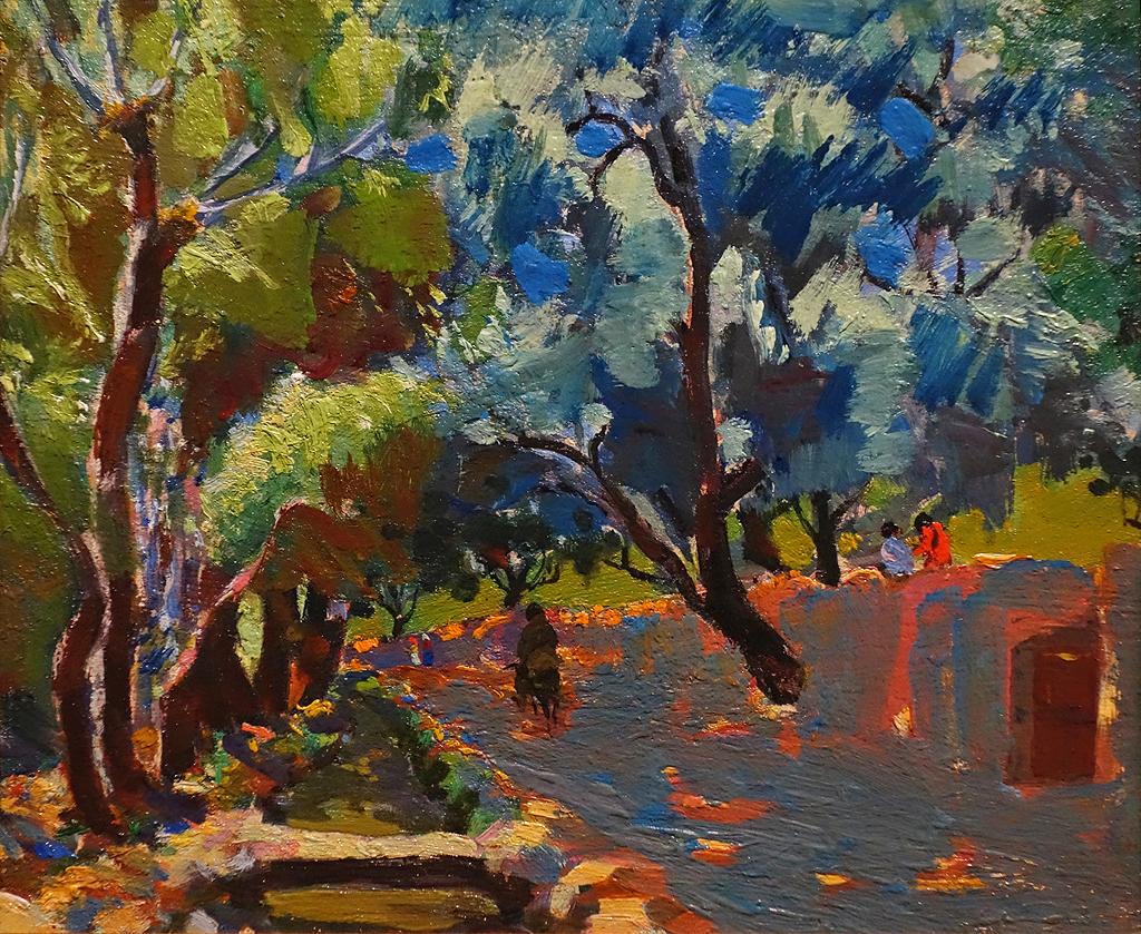 Armenian impressionism_39_Arakelian