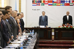 Afghan Government and partners review development progress and challenges.