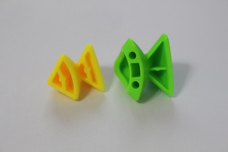 魔方教室 三階粽子 小角塊對比2