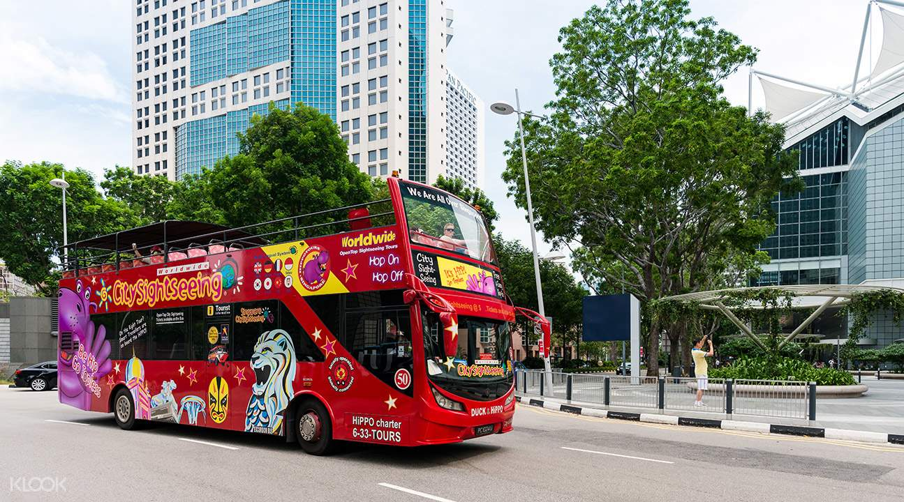 SingaporeCitySightseeing