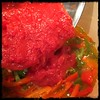 #red #pepper #eggplant #PastaSauce #sugo #homemade #CucinaDelloZio -