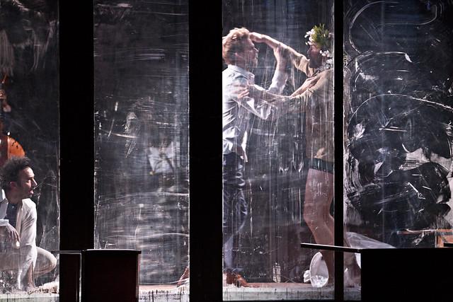 « Orfeo je suis mort en Arcadie » au théâtre de Caen