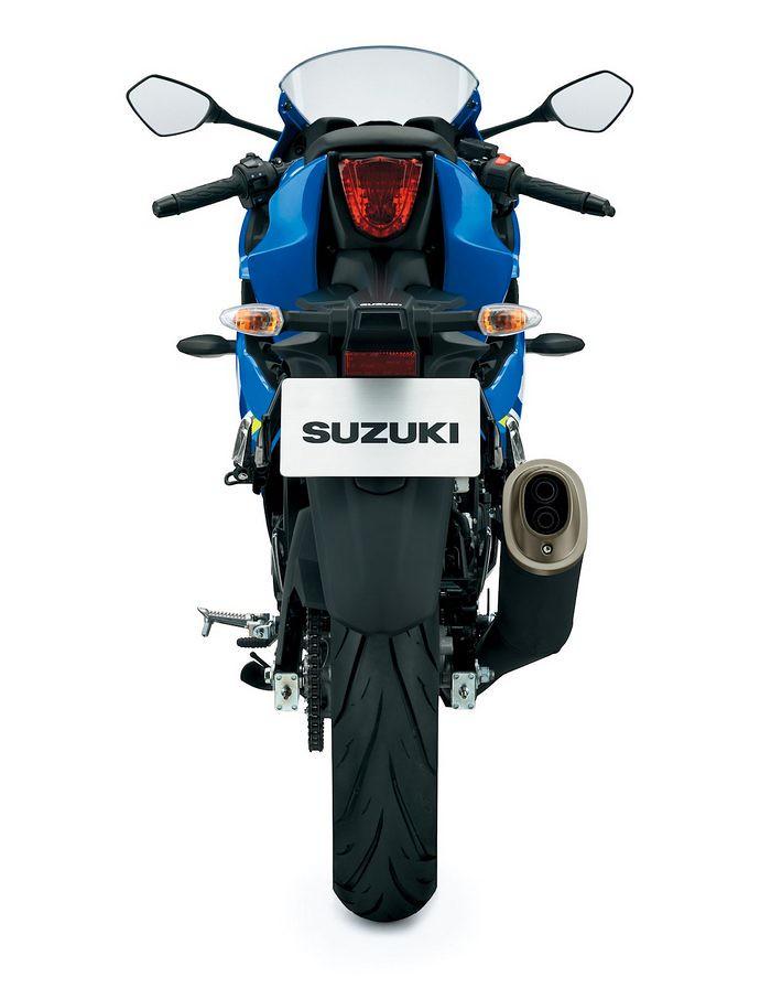 Suzuki GSX-R 125 2017 - 24