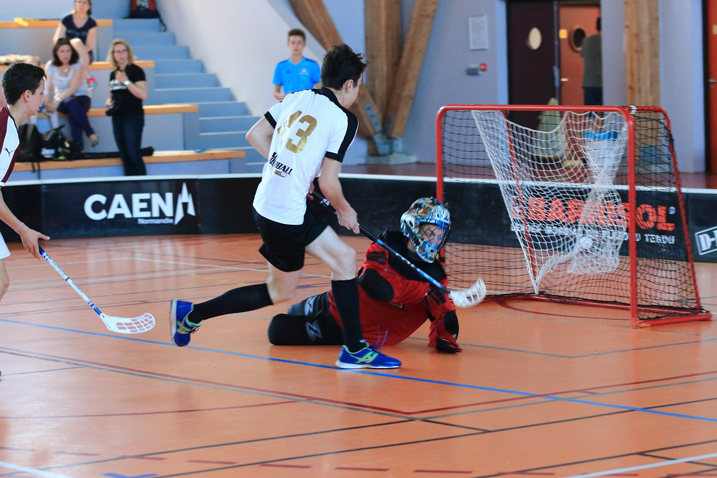 Floorball junior