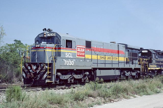 SCL 7030 Sumter SC September 1980