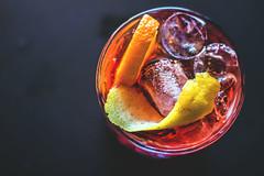 Americano cocktail, aperitivo italiano