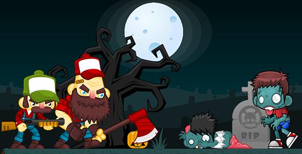 Zombies Hunter 2 (AdMob)
