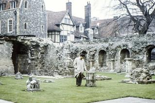 Canterbury - Spring 1960