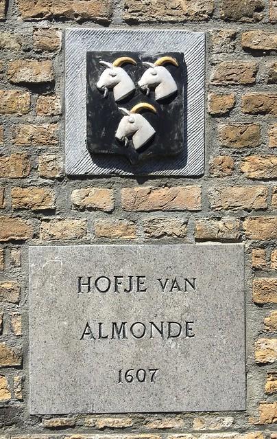 Hofje van Almonde in Delft