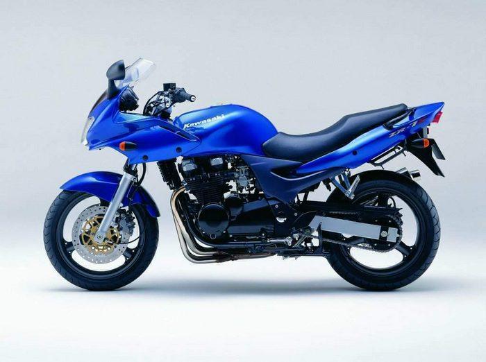 2004 Kawasaki Z750 - Moto.ZombDrive.COM