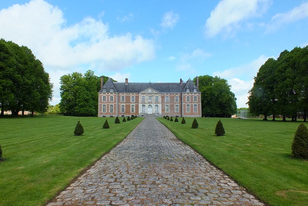 For t d eawy france tripcarta for Au fond du jardin saint saens