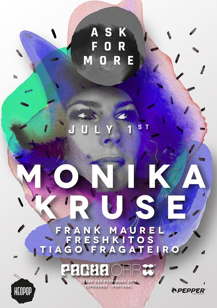 ASK FOR MORE w Monika Kruse_Imagem