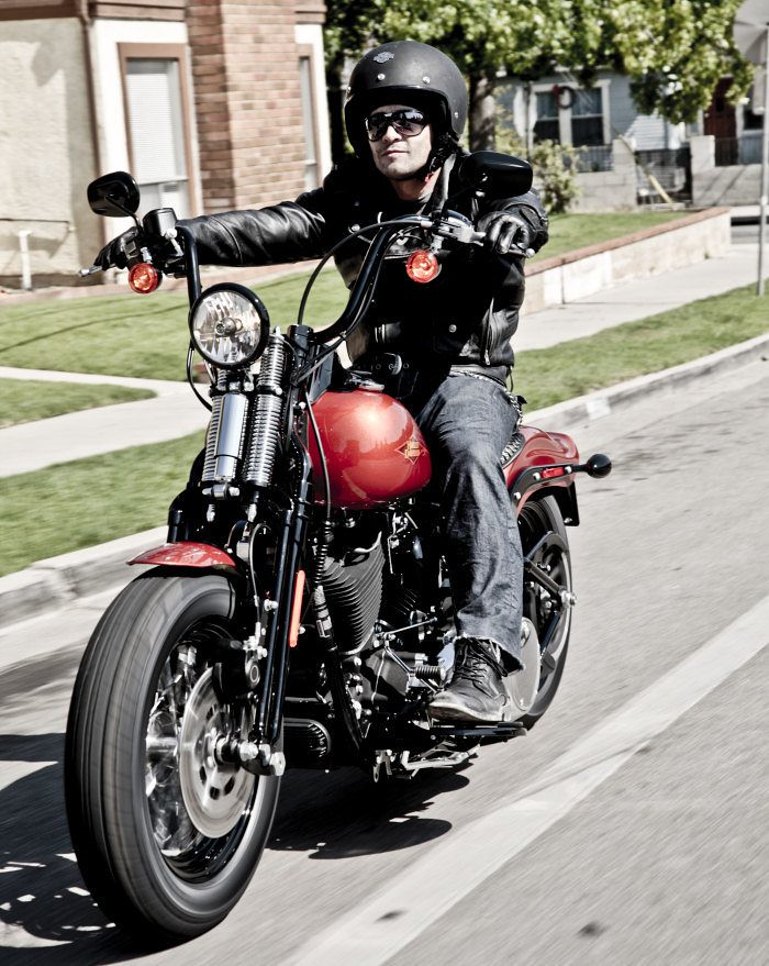 Harley-Davidson FLSTSB 1584 SOFTAIL CROSS BONES 2008 - 21