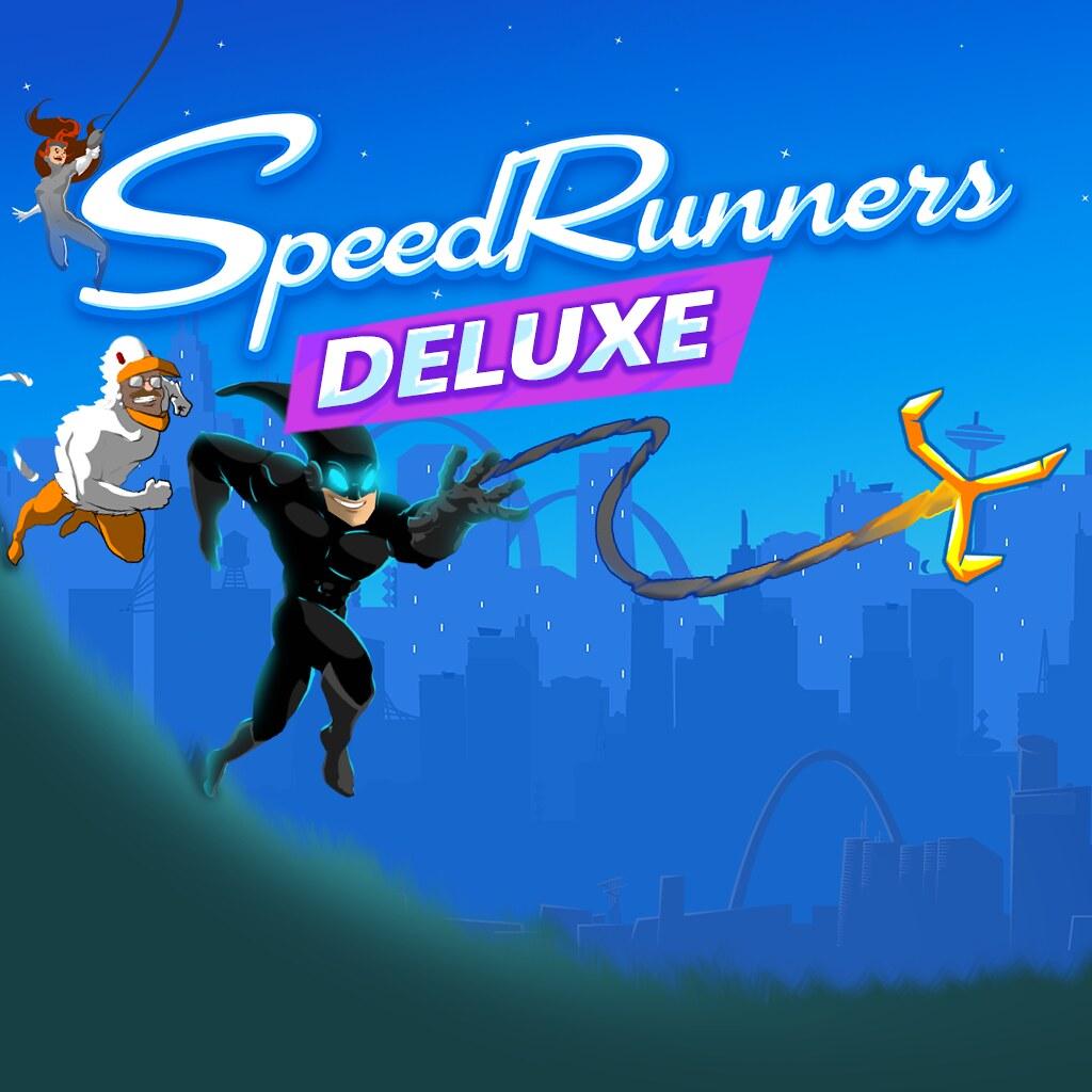 Speedrunners Deluxe Bundle