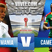Live Alemania - Camerún