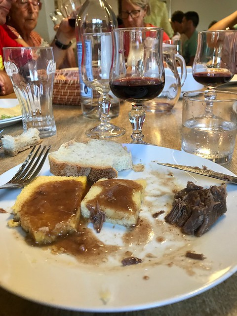 Polenta dinner