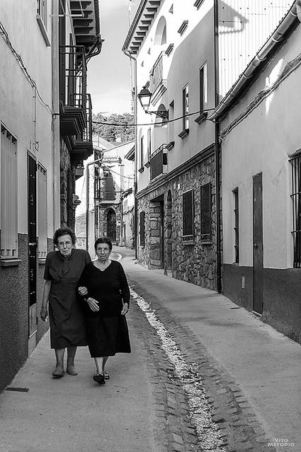 Lorenza y Felisa