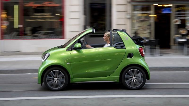 smart fortwo cabrio electric drive 2146