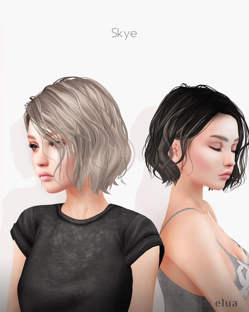 +elua+ Skye @KUSTOM9 - TeleportHub.com Live!