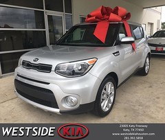 Congratulations Alexandra on your #Kia #Soul from Rick Hall at Westside Kia!