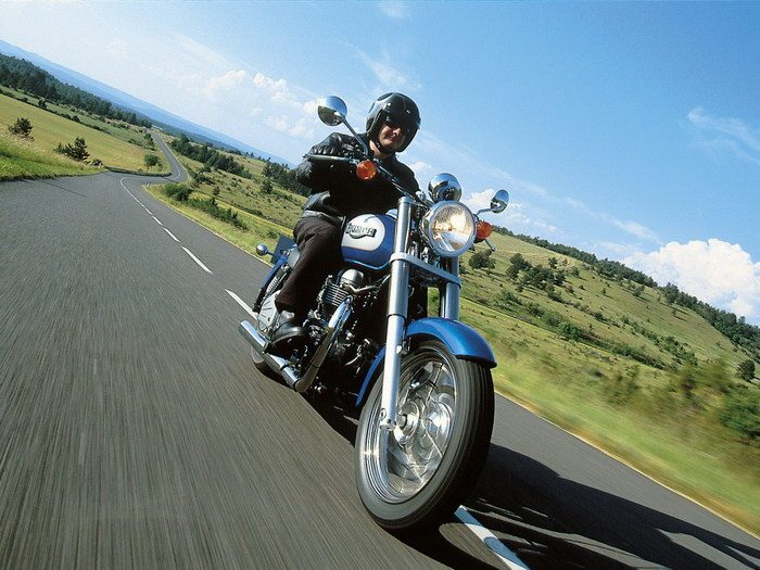 Triumph 800 BONNEVILLE AMERICA 2001 - 44