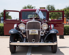 1932 Chevy Confedrate