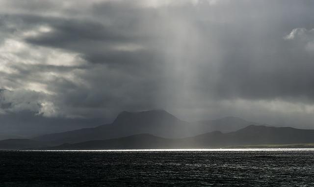 Summer Isles rain