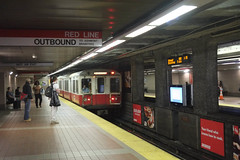Outbound Red Line